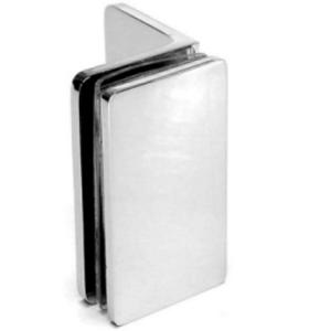 glast r beschlag messing glast rbeschl ge t rband scharniere glas dusche winkel ebay. Black Bedroom Furniture Sets. Home Design Ideas